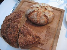 Soda and Lemon Pepper Bread