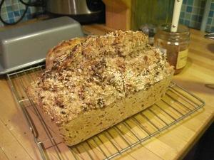 Gilly's soda bread